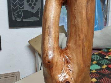 """Skulptur – """"MEISTERLAMPE"""""""