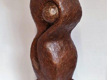 """Skulptur – """"GEBORGENHEIT"""""""