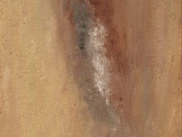 ABSTRAKT - Acryl u. Spachtel 100 X 50 cm