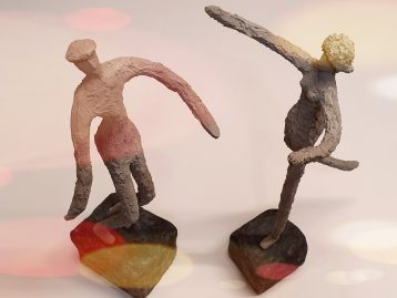 "Skulptur – ""LEBENSFREUDE"""