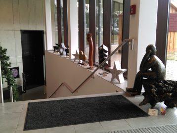 "Skulptur – ""DER DENKER"""