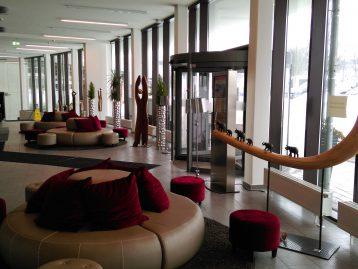 Ausstellung im Hotel OVERSUM – WINTERBERG