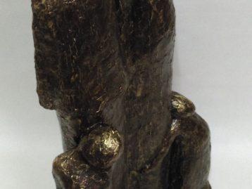 "Skulptur – ""FAMILIENGLÜCK"""