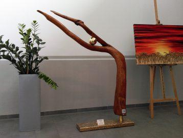 """Skulptur – """"BALLERINA"""" (verkauft)"""