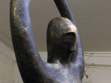 "Skulptur – ""PRINZESSIN"" (verkauft)"
