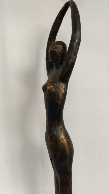 Skulptur -