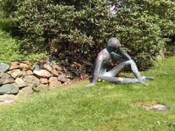 """Skulptur – """"RAST"""""""