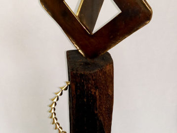 """Skulptur – """"DIAMANT"""""""