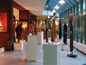 Ausstellung in der Stadt der Wissenschaft – Göttingen