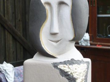 "Skulptur – ""GOLDMARIE"" (verkauft)"