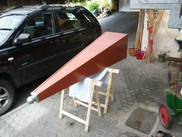 "Skulptur – ""BEHÜTET"""
