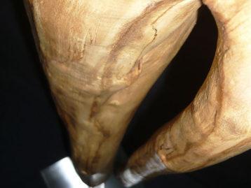 """Skulptur – """"TANGO"""" (verkauft)"""