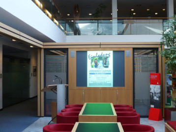 Ausstellung in der Hauptgeschäftsstelle der Sparkasse Wittgenstein